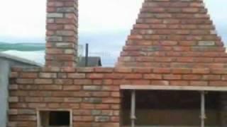 Repeat youtube video Nacrti za gradnju i zidanje krušne peći i izrada roštilja odnosno pečenjare  3 DIO