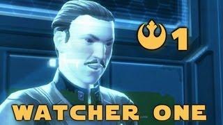 Jedi Knight Storyline - Act 1 - Watcher One & Doctor Godera Part 1 | SWTOR