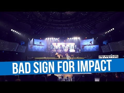 IMPACT In A Bad Way, Tried Selling To AEW