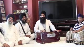 Akaaljot Singh Tabla Jam Session with Bhai Gagandeep Singh, Bhai Harjinder Singh, Bhai Rai Singh