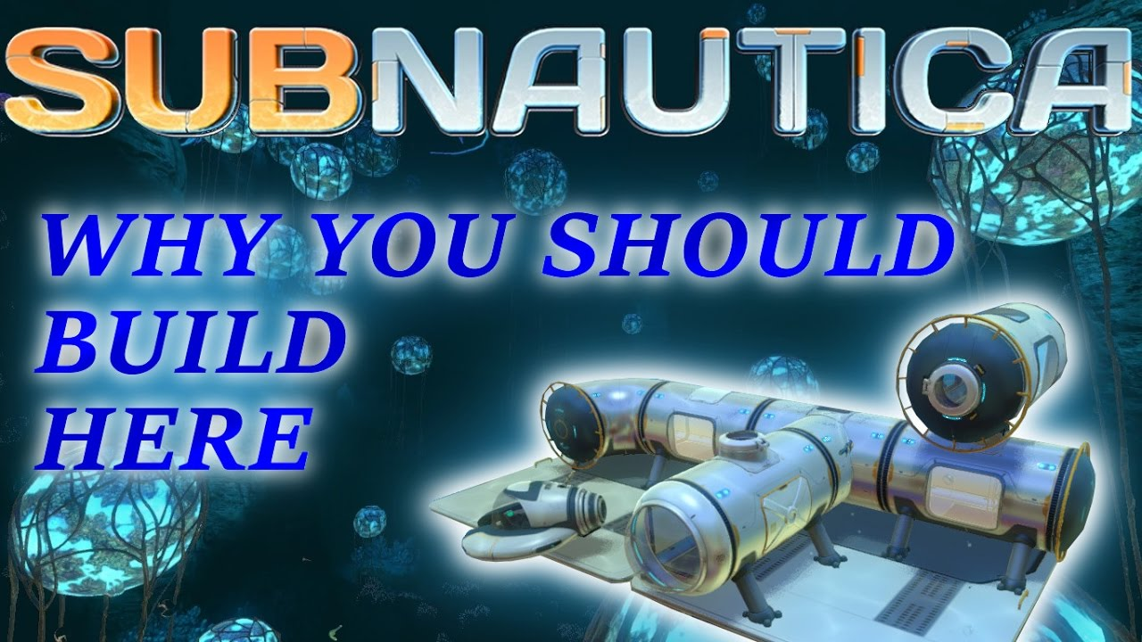 How To Build Subnautica Home