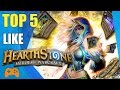 Top 5 games like HearthStone | Similar card games to HearthStone