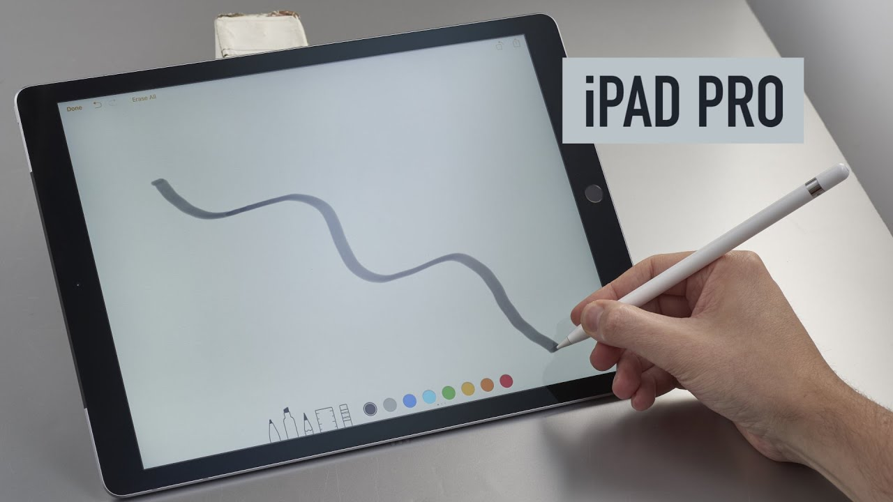 iPad Pro 12 9 (2015) review | TechRadar