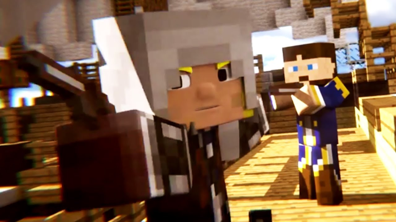 Download Assassin's Creed 4 Black Flag Minecraft Animation [AC4]
