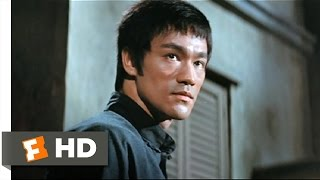 The Way of the Dragon (2/8) Movie CLIP - Watch, You