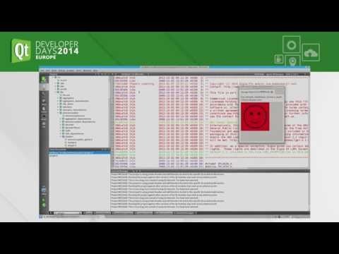 QtDD14 - Introduction to Qt Creator - Tobias Hunger