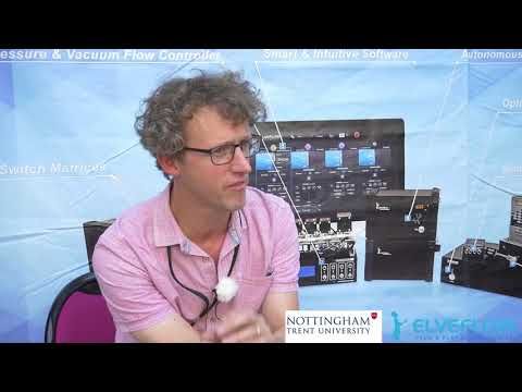 Microfluidics Interviews: David Fairhurst, Nottingham Trent University