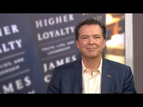 James Comey on Russia probe, Giuliani allegations, and his new book