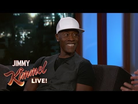 Don Cheadle on Kendrick Lamar & Twitter Feuds