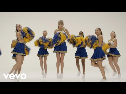 Taylor Swift  Shake It Off Outtakes  #1  The Cheerleaders