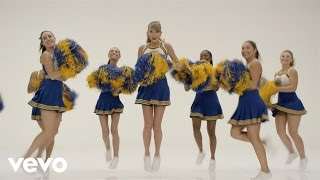 Taylor Swift - Shake It Off Outtakes Video #1 - The Cheerleaders (Behind The Scenes Video) thumbnail