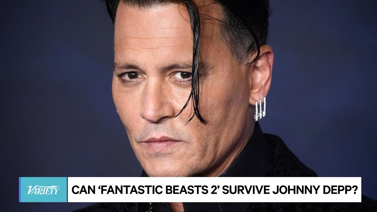 Can 'Fantastic Beasts 2' Survive Johnny Depp?