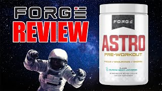 Astro Pre-Workout Review