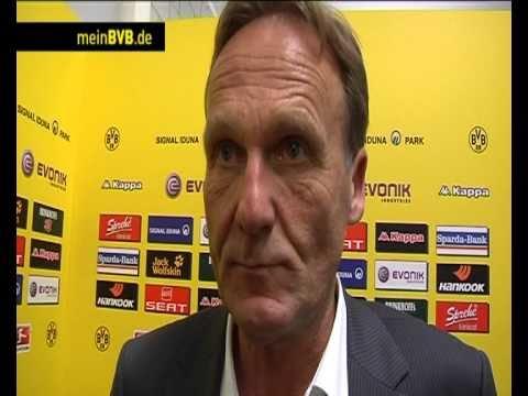 BVB - VfL Wolfsburg: Freies Interview mit Hans-Joachim Watzke