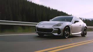 homepage tile video photo for The 2022 Subaru BRZ® Global Reveal