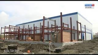 Строительство крупнейшего спортивного сооружения в РА завершится до конца года
