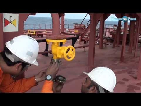 Merchant Ship FIRE HOSE BOX Maintenance & BUFFIING