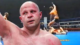 Fedor Emelianenko (Russia) vs Levon Lagvilava (Georgia) | The Last Emperor, MMA fight HQ