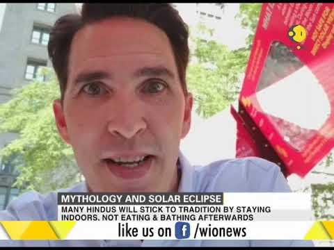 United States: Hindu Mythology and Solar Eclipse