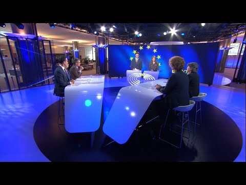 European election debate: MEPs answer your questions