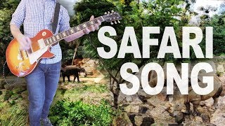Safari Song |Greta Van Fleet| Guitar Cover