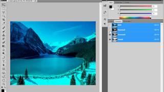 Работа с каналами в Adobe PhotoShop CS5 (12/51)