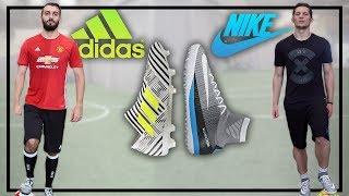 Adidas Vs Nike | Футбольные Челленджи