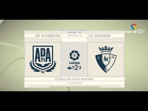 Previa AD Alcorcón vs Osasuna