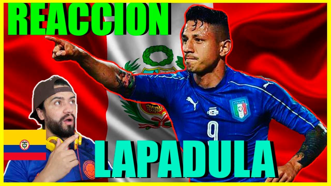 REACCION COLOMBIANO A CONVOCATORIA DE LAPADULA SELECCION PERU /  ELIMINATORIAS