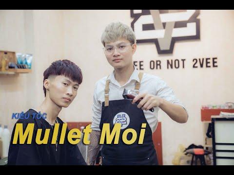 MULLET MOI - Phong trào cắt kiểu tóc moi nam đẹp năm 2020