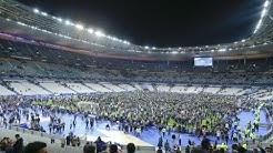 Nacht des Terrors überschattet DFB-Auftritt in Paris