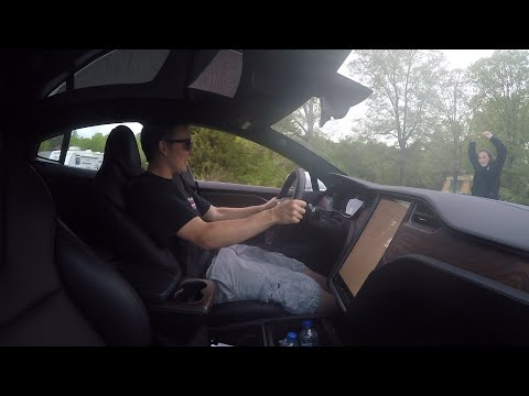 Ludicrous Tesla Raven Cheetah Mode - Is it really faster