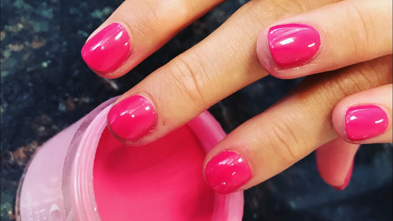 Opi Powder Dip Named Strawberry Margarita Thanks Million Times For Watching Supporting Youtube