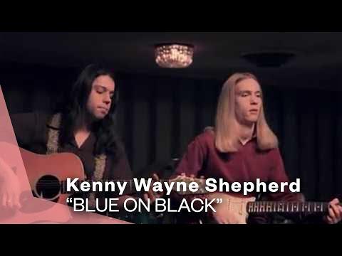 kenny wayne shepherd blue on black official music video