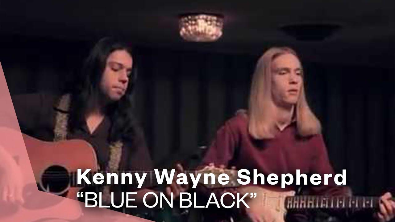 Download Kenny Wayne Shepherd  - Blue on Black (Official Music Video) | Warner Vault
