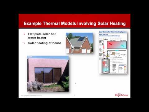 Sinda - Modeling Solar Heating on Earth