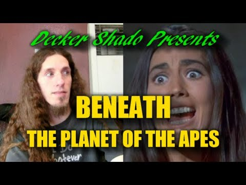 Beneath the Planet of the Apes Review by Decker Shado
