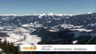 Zipline Stoderzinken - fly like an eagle