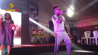 REEKADO BANKS PERFORMED MAJOR HIT SONGS AT #PASUMAAT50