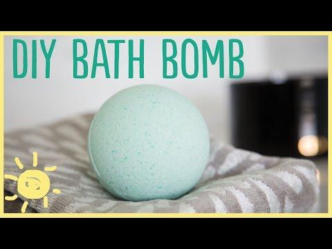 DIY |  Perfect Bath Bomb Recipe