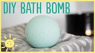 DIY |  Perfect Bath Bomb Recipe