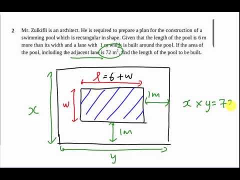 SPM Modern Math - Solving Equation (HOTS)