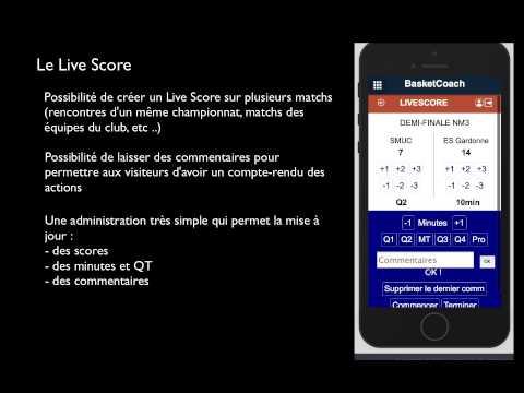 Clubs Addict / Le Live Score gratuit pour suivre l'évolution des scores en temps réel