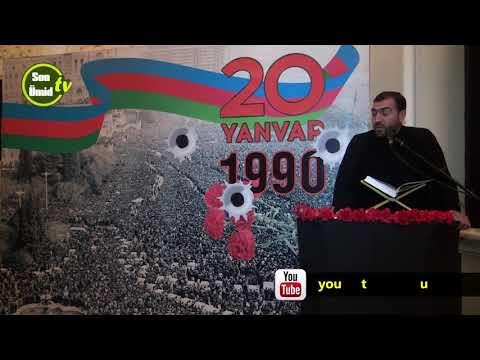 Haci Ruslan Quran Gecesi 20 Yanvar 2019@SonUmidTV