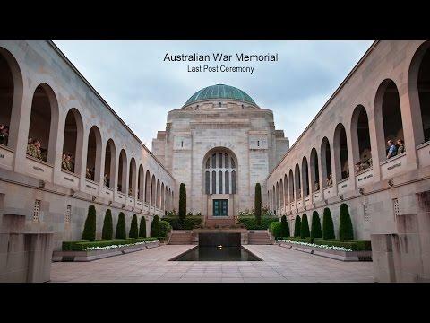 Last Post Ceremony - Remembrance Day 11 November 2016