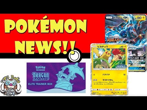 Beautiful Pikachu & Zekrom Promos, New Products and Steven's Resolved Confirmed! (Pokémon News)