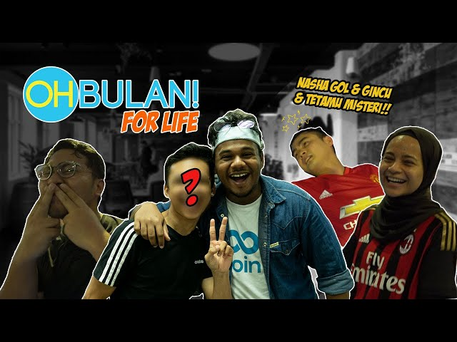 [OB FOR LIFE] Nasha First Time Main Futsal, Fan OHBULAN! Datang Office, Amat Kaki Bangku?