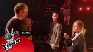 Ga mee backstage bij team Sean! | The Voice Kids Extra 2018