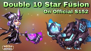Idle Heroes (O) - Double 10 Star Fusion - Aspen Dungeon Run