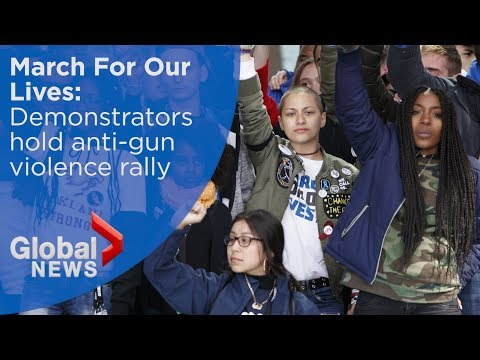 March For Our Lives rally in Washington, DC (FULL Event)